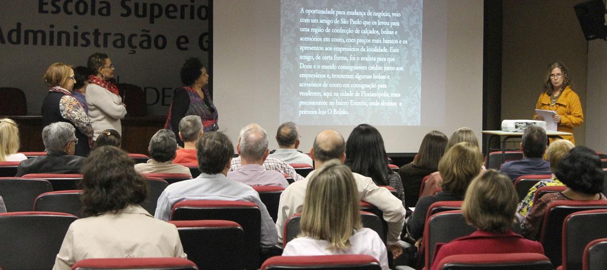 Foto: Gustavo Vaz/Udesc Esag