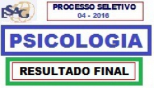 Banner Resultado Final PS 04-2016 Psicologia